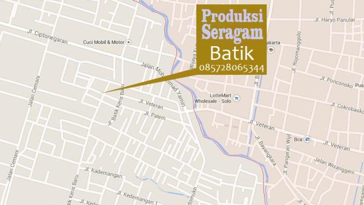 produksi batik 085728065344